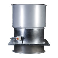 Axial Roof Mounted Fans