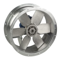 ATEX Axial Flow Fans and Jet Fans